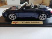 modellauto 1 18 Porsche 911