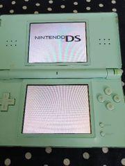 Nintendo ds lite im gebrauch
