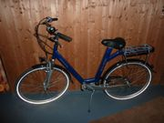 PATRIA Alu-Wing Fahrrad 28 bis 150kg