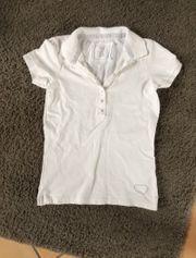 Weißes Poloshirt von Better Rich