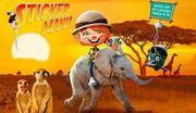 Spar - Stickermania - Verrückte Safari