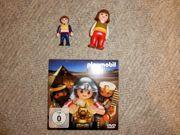 PLAYMOBIL Einzelfiguren und DVD RÖMER