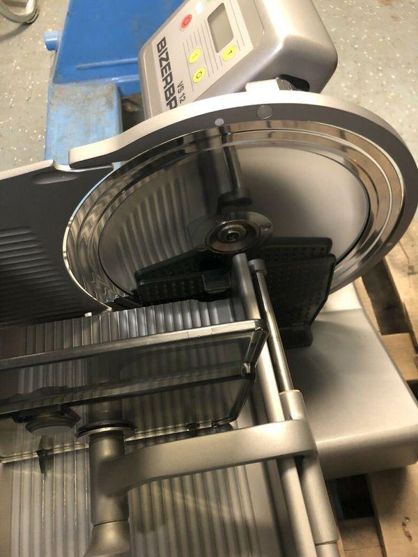 Bizerba VS12 C-W Aufschnittmaschine