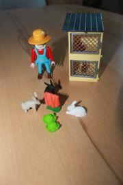 Playmobil Hasenstall 4491