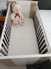 Babybett Kinderbett gebraucht