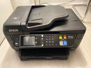 Epson Drucker WF-2760 gebraucht