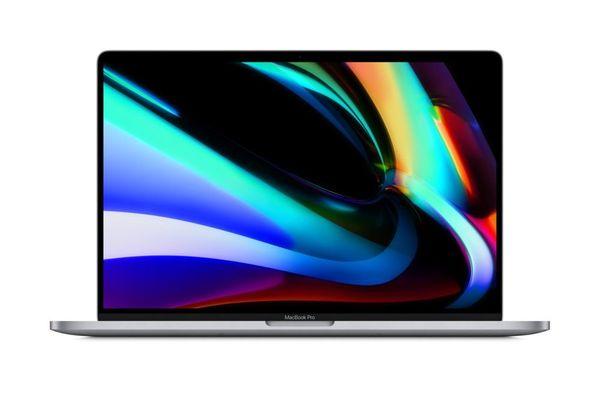 Apple 16 MacBook Pro space