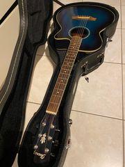 Ibanez AEG10-MS-14-01 Westerngitarre inkl Koffer