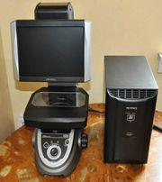 Keyence Digitaler Messprojektor IM-6120 Controller