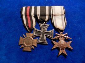 Privater Sammler kauft Militärsachen von 1800 bis 1945