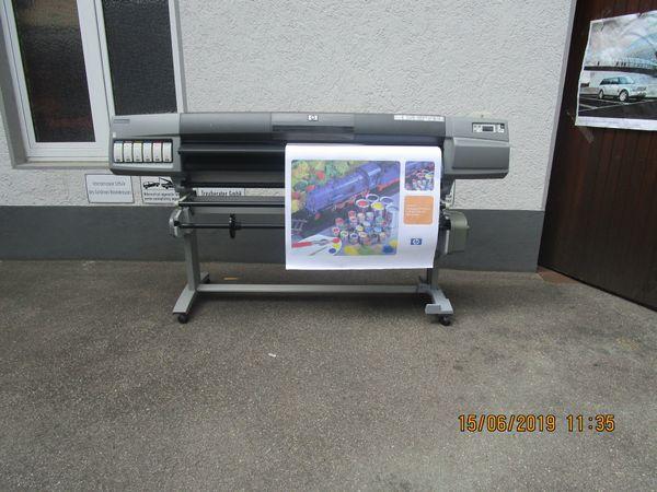 HP Plotter Modell DesignJet 5500