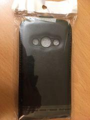 Flip Case Ledertasche für Samsung