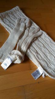 Mütze Handschuhe H M Gr