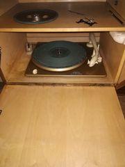 Grundig-Musikschrank aus den 50er Jahren