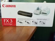 Original Canon Toner FX3 schwarz