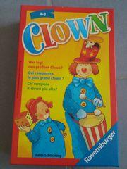 Mitbringspiel Clown 4-8 Jahre- neu