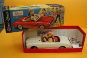 Schuco 5735 Texi von 1960