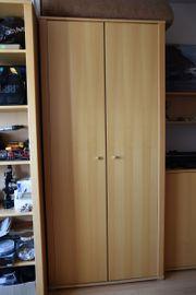 Paidi Jugendzimmer 2-türiger Kleiderschrank Buche