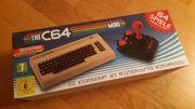 C64 Mini - Originalverpackte Retro-Konsole