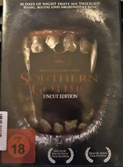Southern Gothic uncut horror dvd