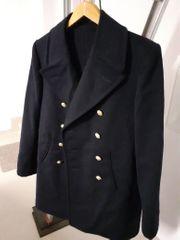 Marine Mantel Herren Kurzmantel gebraucht