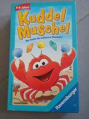 Spiel Kuddel Muschel 4-8 Jahre