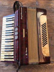 Akkordeon Handorgel Royal Standard Bellona