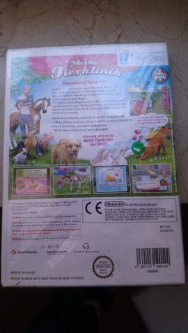 Wii - Nintendo Wii mein TierKlinik Spiel