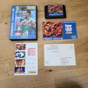 Sega Mega Drive Spiel Mario