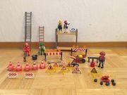 Playmobil Baustelle