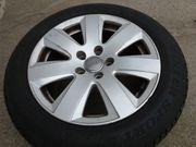 Audi Winterräder Satz - Dunlop Winterreifen -