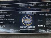2 Konzertkarten Rocklegenden Live Zwickau