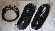 Kabel XLR male - XLR female