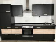 Komplette Einbauküche E-Geräte Selbstabholer