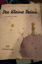 Buch der kleine Prinz von