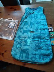 Kinderschlafsack sebra nie gebraucht