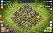 Clash of Clans RH12 Level