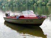 Motorboot DDR Hecht inkl Motor