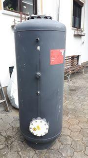 Warmwasserboiler 420 liter inklusive isolierung