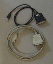 USB Druckernterface Druckerkabel