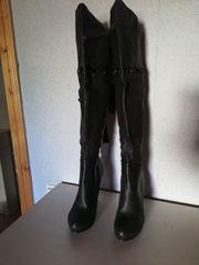 Neue Sexy High Heels Overknees -