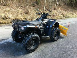 Quad ATV CF-Moto Goes Iron: Kleinanzeigen aus Porta Westfalica Hausberge - Rubrik Quads, ATV  (All Terrain Vehicles)