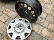 4 x Audi Stahlfelgen mit