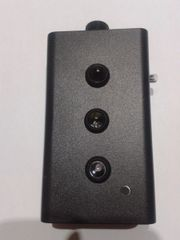 3-Kanal-Mikrofon- LED-Lichtorgel für Kinder und