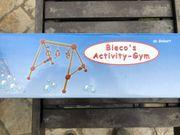 Bieco Spielbogen aus Holz gut