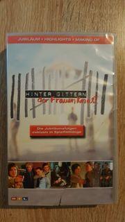 VHS-Kassette Hinter Gittern - Der Frauenknast