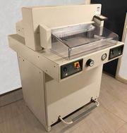 IDEAL 5221-05EP Stapelschneider Papier Schneidemaschine