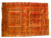 Sammlerteppich Engsi Salor um 1800
