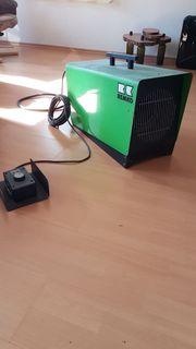Hochtemperatur Elektro-Heizautomat von Remko