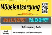 Berlin Entrümpelung 80 EUR pauschal